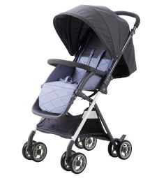 Прогулочная коляска Happy Baby Mia, цвет: lilac