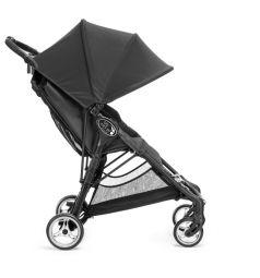 Прогулочная коляска Baby Jogger City Mini Zip, цвет: серый