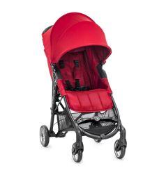 Прогулочная коляска Baby Jogger City Mini Zip, цвет: красный