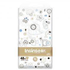 Подгузники Insinse Q6 супертонкие XL (13+ кг) 48 шт.