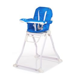 Стульчик для кормления BabyHit Tummy, цвет: Blue