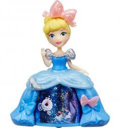 Кукла Disney Princess Принцесса в платье Золушка в платье с волшебной юбкой 8.5 см