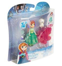 Кукла Disney Frozen Холодное сердце на движущейся платфоме Анна 8 см