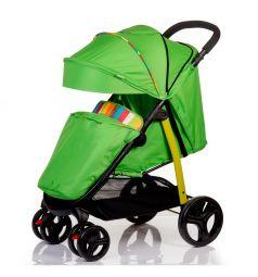Прогулочная коляска BabyHit Racy, цвет: green strips