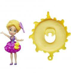 Кукла Disney Princess Принцесса плавающая на круге Рапунцель 8 см