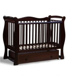 Кровать Sweet Baby Dolce Vita, цвет: шоколад