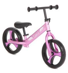 Беговел Corol Quest, цвет: розовый