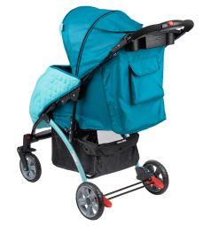 Прогулочная коляска BabyHit Tetra, цвет: cyan