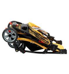Прогулочная коляска BabyHit Tetra, цвет: желтый