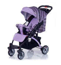 Прогулочная коляска BabyHit Tetra, цвет: сиреневый