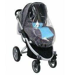 Дождевик Valco Baby для колясок Rebel Q/Zee Spark/Snap 4 Ultra