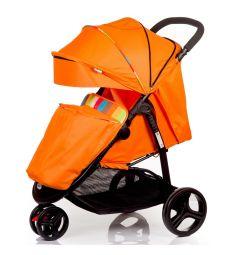 Прогулочная коляска BabyHit Trinity, цвет: оранжевый