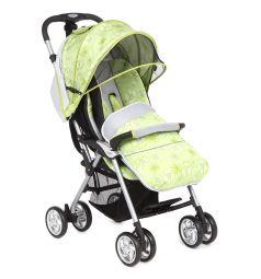 Прогулочная коляска Corol S-12, цвет: зеленый/серый