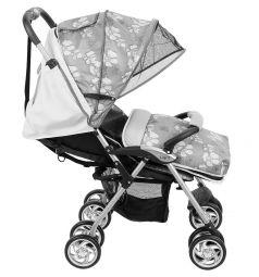 Прогулочная коляска Corol S-12, цвет: бежевый/коричневый