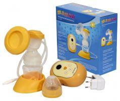 Молокоотсос Maman LS-AE5 электрический