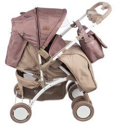 Прогулочная коляска Lorelli Apollo, цвет: бежевый