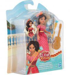Кукла Disney Frozen Принцессы Диснея Елена из Авалор Брюнетка