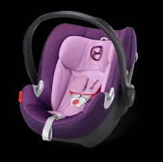 Автокресло Cybex Aton Q, цвет: Grape Juice