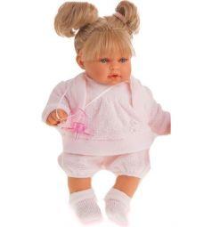 Кукла Juan Antonio Лана блондинка плачет 27 см