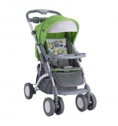 Прогулочная коляска Lorelli Apollo, цвет: зеленый/серый