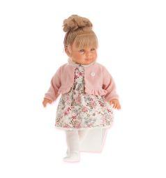 Кукла Juan Antonio Нина в розовом 55 см