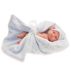 Кукла Juan Antonio Пепита в голубом 21 см
