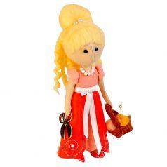Набор для изготовления текстильной игрушки Перловка Перловка Феечки Феечки