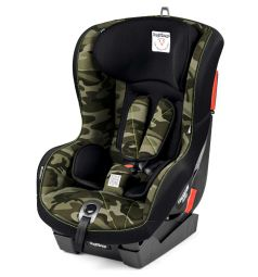 Автокресло Peg-Perego Viaggio Duo-Fix K, цвет: camo green