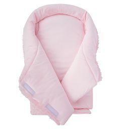 Sofija Конверт Bella 115 х 65 см, цвет: розовый
