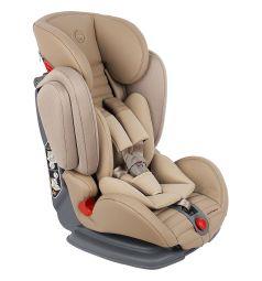 Автокресло Happy Baby Mustang, цвет: Beige