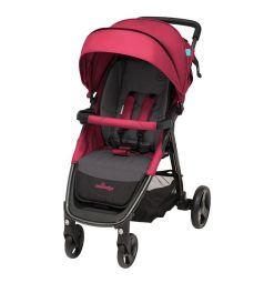 Прогулочная коляска Baby Design Clever New, цвет: pink