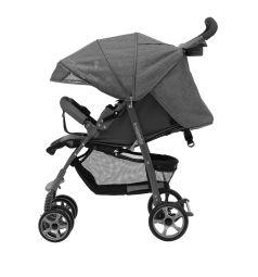 Прогулочная коляска Baby Design Mini New, цвет: Blue