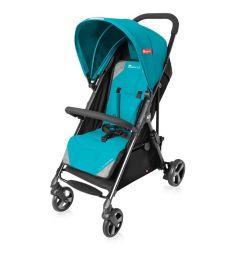 Прогулочная коляска Espiro Shine, цвет: aqua