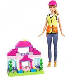 Кукла Barbie Строитель 28 см