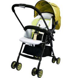 Прогулочная коляска Combi Well Comfort, цвет: зеленый