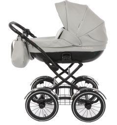 Коляска-люлька для новорожденного Mr Sandman Prima, цвет: серый