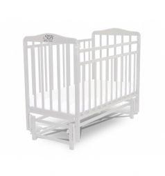 Кровать Sweet Baby Flavio, цвет: белый