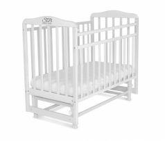 Кровать Sweet Baby Ennio, цвет: белый