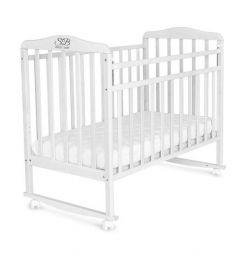 Кровать Sweet Baby Mario, цвет: белый