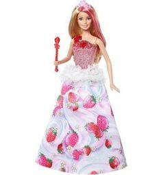 Кукла Barbie Дримтопия Конфетная принцесса 29 см