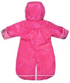 Комплект конверт/комбинезон Даримир Bear, цвет: розовый