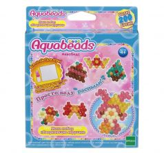 Аквамозаика Aquabeads Сверкающие игрушки 200 бусин