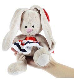 Мягкая игрушка Budi Basa Зайка Ми в морском костюме 15 см
