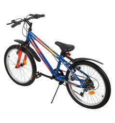 Детский велосипед Altair MTB HT 20, цвет: синий