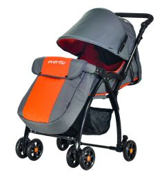 Прогулочная коляска Everflo Cricket Е-219, цвет: Orange