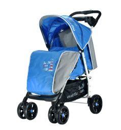 Прогулочная коляска Everflo Capitan E-230, цвет: Blue