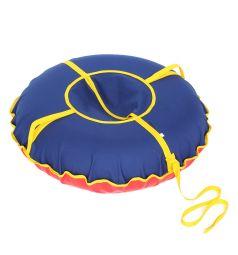 Санки надувные Иглу Сноу Oxford 100 см, цвет: синий