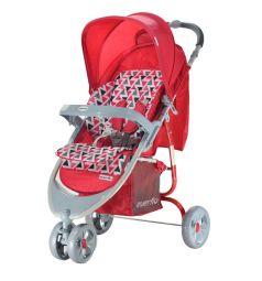 Прогулочная коляска Everflo Country E-940, цвет: red