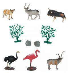 Набор 1Toy В мире животных Животные Африки