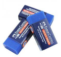 Ластик Faber-Castell Dust Free синий